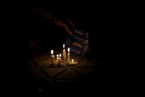 تصاویر/ مراسم شام غریبان اهواز