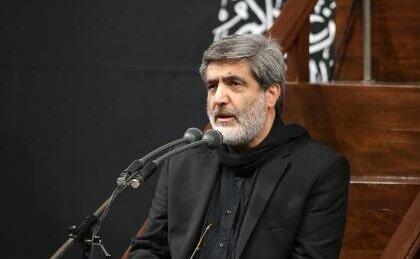 فیلم| مداحی مهدی سماواتی در حضور رهبر انقلاب