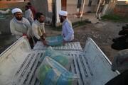 دانشجویان جهادی روحیه کار گروهی را در روستاها بالا میبرند
