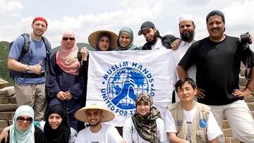 اختصاص جایزه برتر ملی انگلیسی به سازمان خیریه اسلامی