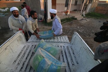 اردوی جهادی حوزویان خراسان شمالی در مناطق محروم