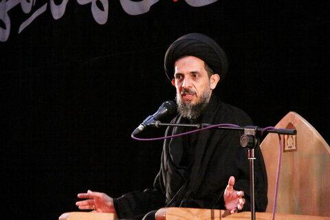 حجت الاسلام والمسلمین ضیایی