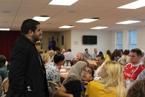 مسلمانان برلینگتون خواستار مبارزه با کلیشه های ضدمسلمانی شدند