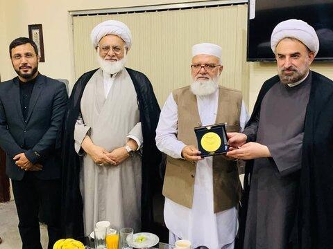 دیدار مختاری با دبیر جماعت اسلامی پاکستان