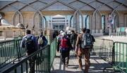 14 محافظة ايرانية تقدم الخدمات لزوار الاربعينية في منفذ مهران