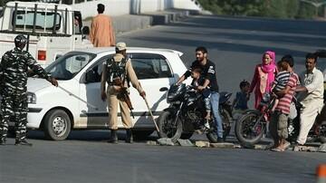 Imran Khan warns India of Muslim uprising against Kashmir crackdown