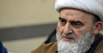 پیکر روحانی لبنانی در قم تشییع شد