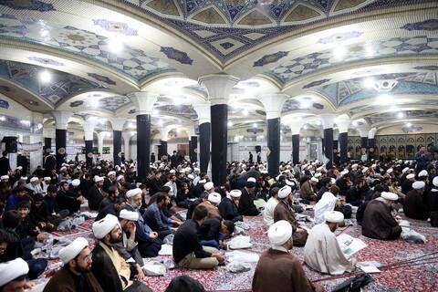 تصاویر/ مراسم آغاز سال تحصیلی جدید حوزه های علمیه-2