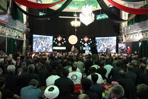 تصاویر/ مراسم بزرگداشت شهید آیت الله مدنی در همدان