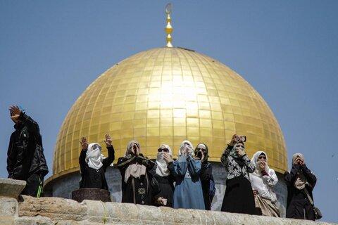 سنگ اندازی های رژیم اسرائیل برای ممانعت از نوسازی مسجد الاقصی