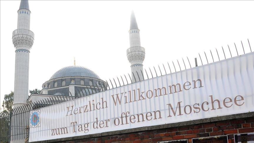 مسجد بزرگ برلین برای سومین بار تهدید به بمب گذاری شد