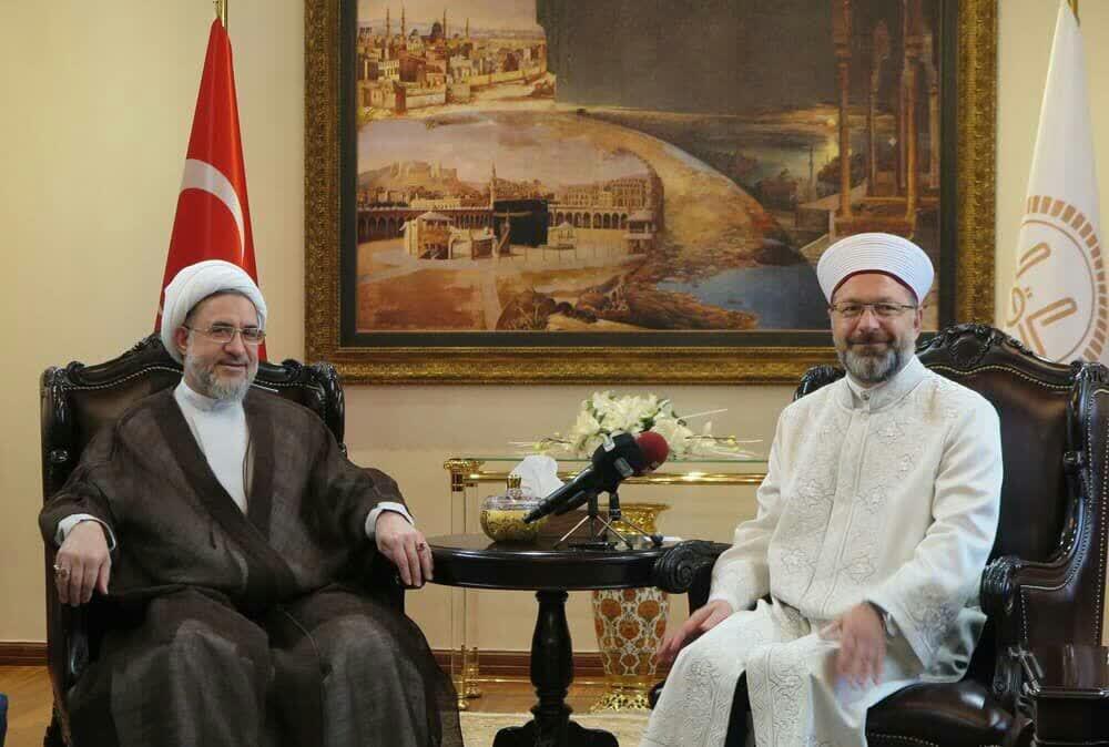 علمای اسلام باید درباره فلسطین وحدت رویه داشته باشند