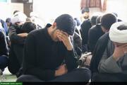 تصاویر/ مراسم عزاداری اباعبدالله الحسین(ع) در مرکز مدیریت حوزه علمیه اصفهان