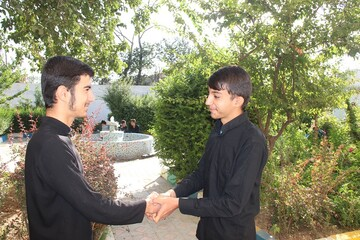 آغاز جنب و جوش تحصیلی طلاب تاکستان به روایت تصویر