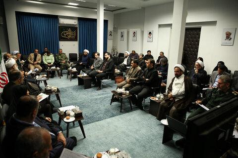 جلسه شورای فرهنگ عمومی