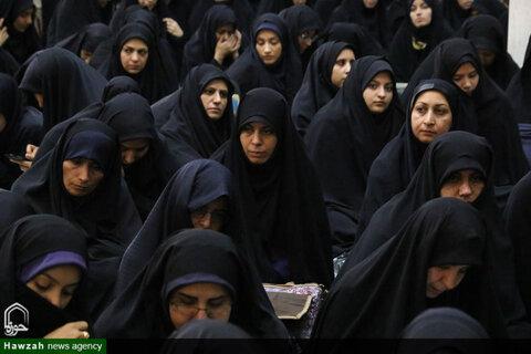 مراسم آغاز سالتحصیلی جدید حوزه های علمیه خواهران در اصفهان