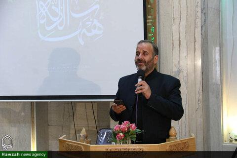 مراسم آغاز سال تحصیلی جدید حوزه های علمیه خواهران در اصفهان