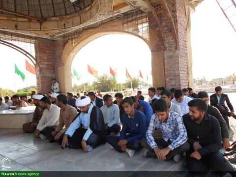 تقرير مصور بداية السنة الدراسية الجديدة في الحوزات العلمية بإيران