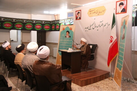 مراسم آغاز سال تحصیلی موسسه عالی فقه و علوم اسلامی