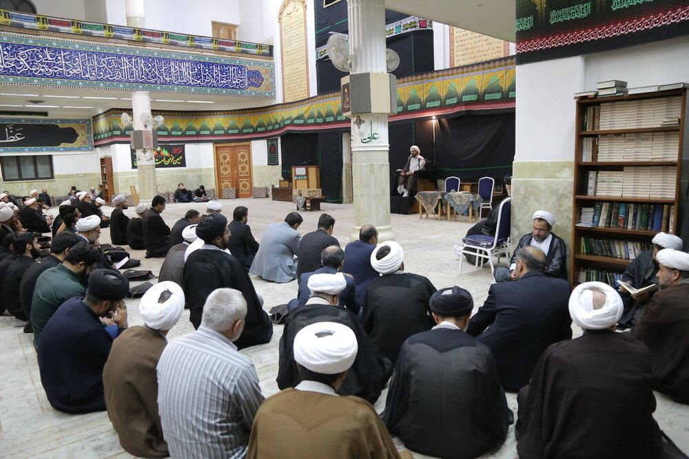 مراسم ترحیم ابوالشهیدین مرحوم  رجایی نیا برگزار شد