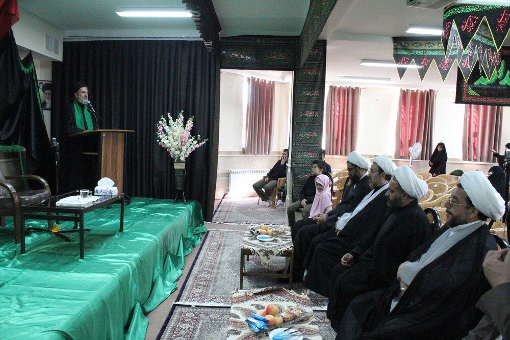 سال تحصیلی حوزه خواهران همدان آغاز شد