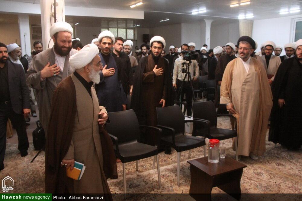تصاویر/ مراسم آغاز سال تحصیلی موسسه عالی فقه و علوم اسلامی