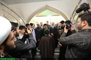 آیت اللہ اعرافی تبریز پہنچ گئے/مذہبی اور سیاسی شخصیات سے ملاقات