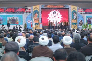 تصاویر/ یادواره سردار شهید محمود کاوه و شهدای عملیات کربلای ۲ در بیرجند