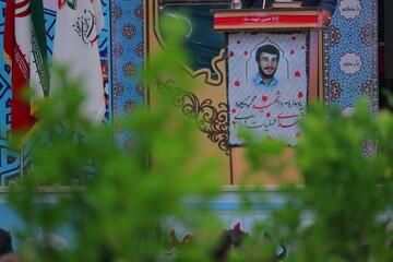 فیلم | یادواره سردار شهید کاوه و شهدای کربلای ۲ در خراسان جنوبی