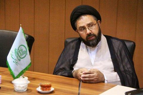 حجتالاسلام مظفری مدیر مرکز فقهی ائمه اطهار (ع)در افغانستان