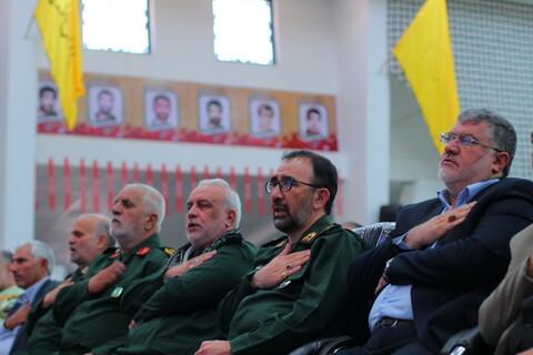یادواره سردار شهید محمود کاوه و شهدای عملیات کربلای ۲ در بیرجند