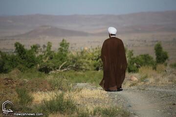 تبلیغ در روستایی که نامش در نقشه ایران نبود
