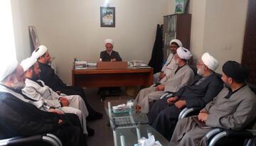 ارزیابی عملکرد مدارس در جلسه شورای اداری حوزه کرمان