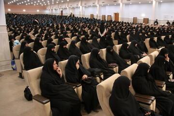 فیلم| مراسم آغاز سال تحصیلی جدید جامعة الزهرا(س)