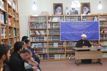 تصاویر/ مراسم آغاز دومین سال تحصیلی مدرسه علمیه شبانه امام صادق (ع) قم