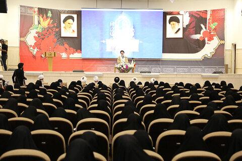 مراسم آغاز سال تحصیلی جدید جامعه الزهرا