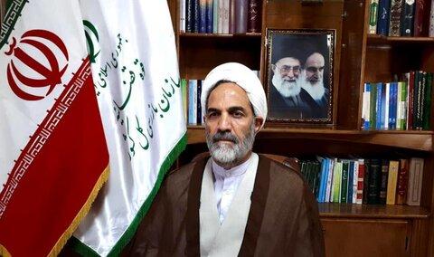 حجت الاسلام حسن درویشیان- رئیس سازمان بازرسی کل کشور
