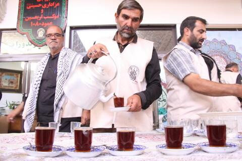 تصاویر/ همایش تکریم خدام اربعین حسینی