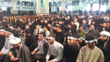 آیین افتتاحیه سال تحصیلی حوزه های علمیه تهران آغاز شد+ عکس