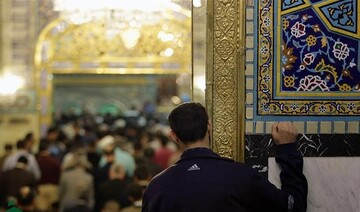 Portuguese young man converts to Islam in Mashhad
