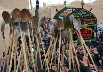 داستان تخریب هدفمند آیین سنتی 700 ساله مردمان خوسف