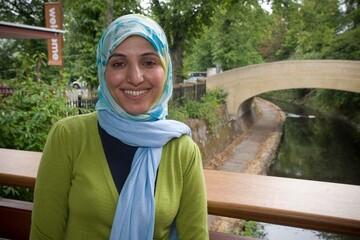 بانوی مسلمان نامزد انتخابات شهرداری در میدلندز غربی انگلستان