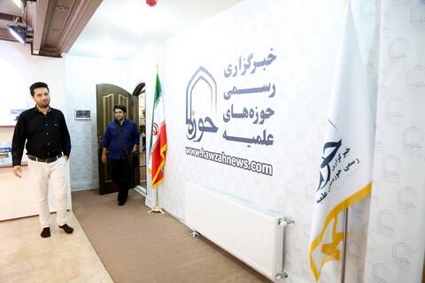 تصاویر/ نشست معاون پژوهش حوزههای علمیه با اصحاب رسانه