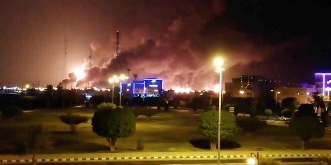 اتهام زنی رژیم آل سعود علیه شیعیان قطیف و احساء در پی بمباران ارامکو