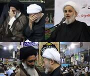 بزرگداشت حجت الاسلام و المسلمین کورانی در سوریه برگزار شد
