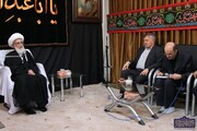دشمن هرگز نمی تواند به برادری و اتحاد ایران و عراق ضربه بزند