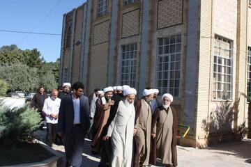 تصاویر/ مراسم آغاز سال تحصیلی جدید حوزه علمیه کرمانشاه