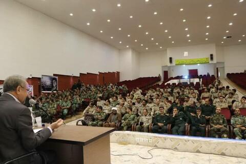 همایش سیاسی فرماندهان نیروهای مسلح برگزار شد