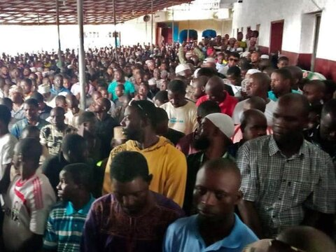 آتش سوزی در مدرسه اسلامی در لیبریا حداقل 27 کشته بر جای گذاشت