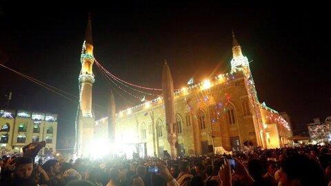 مسجد امام حسین (ع) مصر